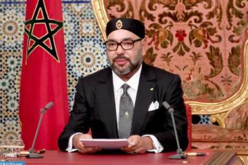 التسجيل الكامل للخطاب الملكي السامي بمناسبة الذكرى 44 للمسيرة الخضراء