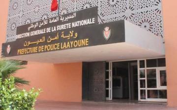 عناصر الشرطة بالمنطقة الإقليمية للأمن بالسمارة توقف عشريني مبحوث عنه على الصعيدين الوطني والمحلي