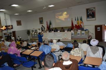 """ندوة علمية دولية بكلميم تحت عنوان """"المدرسة الكنتية قناة للتواصل بين المغرب و افريقيا جنوب الصحراء"""""""