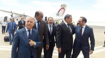 بلاغ الخطوط الملكية المغربية بعد الأفتتاح الرسمي للقاعدة الجوية بالعيون