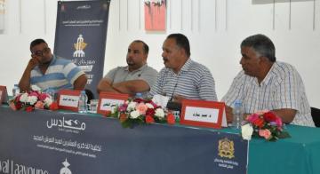 فنانو الصحراء يدعون وزارة الثقافة لإطلاق دعم المشاريع الثقافية والفنية
